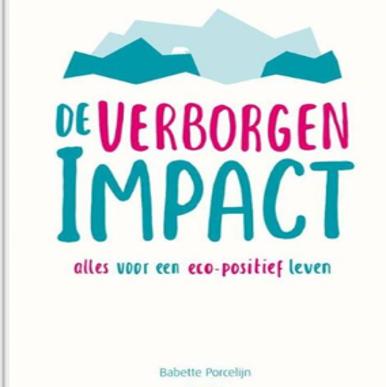 De verborgen impact, Babette Porcelijn ISBN 9789021408309