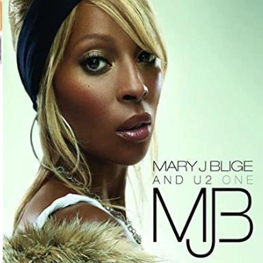 Mary J Blige U2 - One - 2005 - Geffen Records