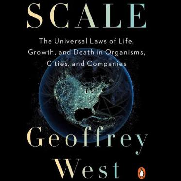 Scale, Geoffrey West - 2017 - ISBN 9781101621509