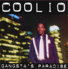 Gangsta's paradise, Coolio - 1995 - Tommy Boy Records