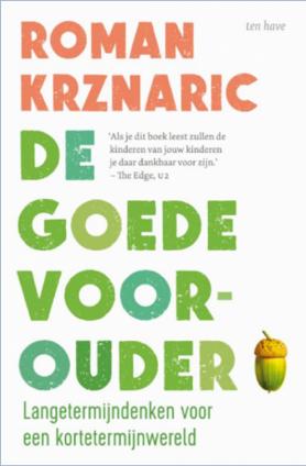 Boek De goede voorouder - Roman Krznaric