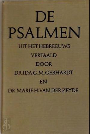 Boek De psalmen - Ida gerhardt